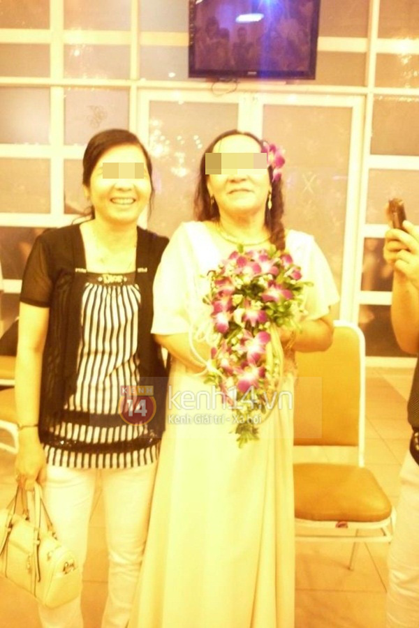 Lộ diện hình ảnh đầy đủ trong đám cưới vợ 63, chồng 38 gây xôn xao 8