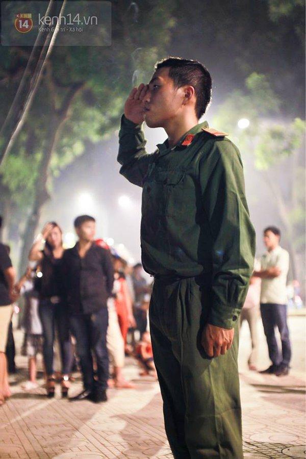 10 ngày tang lễ lịch sử của Đại tướng Võ Nguyên Giáp qua ảnh 21