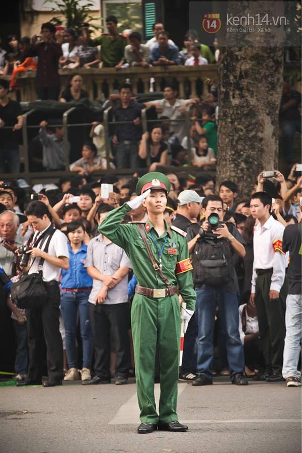 10 ngày tang lễ lịch sử của Đại tướng Võ Nguyên Giáp qua ảnh 26