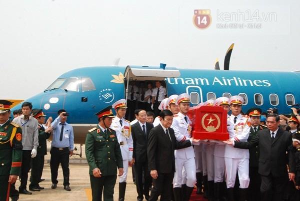 10 ngày tang lễ lịch sử của Đại tướng Võ Nguyên Giáp qua ảnh 31
