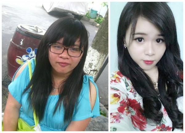 Giảm 20kg trong 3 tháng, cô gái Việt hóa hot girl 2