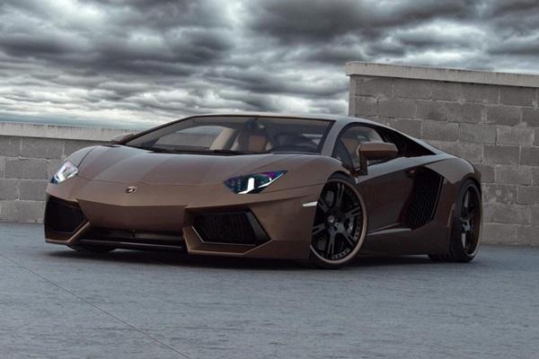 Dubai: Mua nhà tặng siêu xe Lamborghini Aventador 1