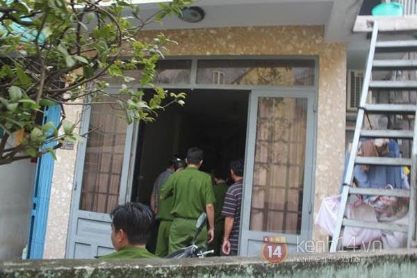 Cháy nổ khu nhà trọ ở Sài Gòn, 4 sinh viên tử vong 1