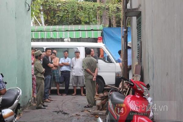 Cháy nổ khu nhà trọ ở Sài Gòn, 4 sinh viên tử vong 2
