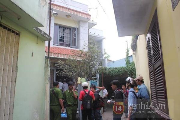 Cháy nổ khu nhà trọ ở Sài Gòn, 4 sinh viên tử vong 3