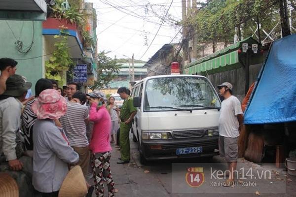 Cháy nổ khu nhà trọ ở Sài Gòn, 4 sinh viên tử vong 4