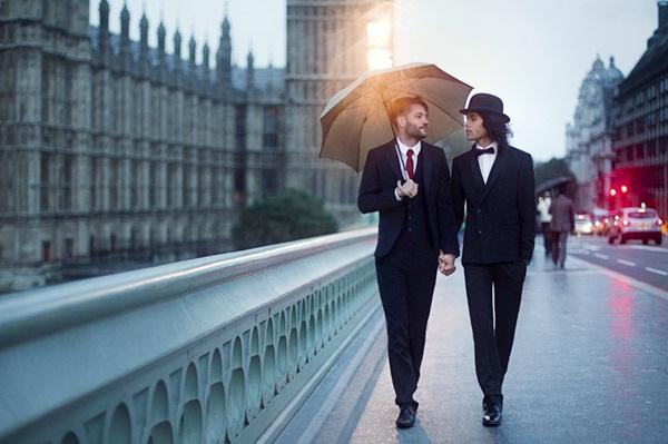 Tình yêu đồng tính ngọt ngào qua những bức ảnh đẹp hút hồn 1