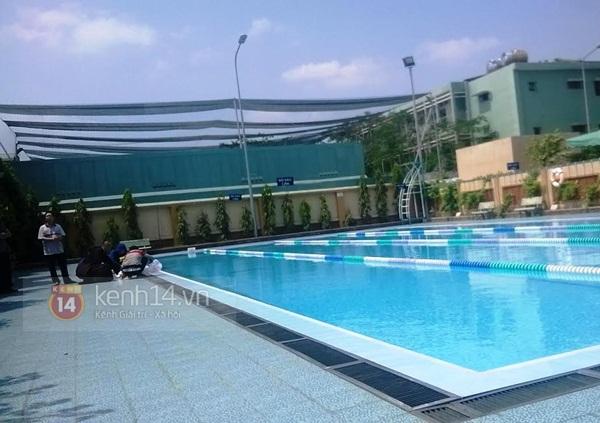 TP.HCM: Học sinh chết đuối thương tâm trong buổi học bơi đầu tiên 1