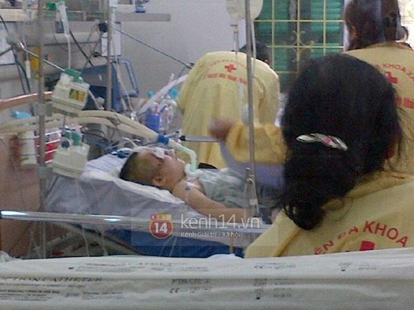 Đã được phẫu thuật, nữ sinh bị xe đâm ở Xã Đàn vẫn hôn mê  6