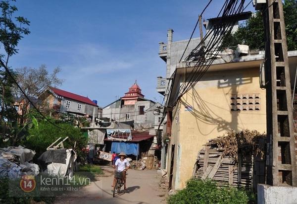 Hà Nội: Cả làng bơm nước ao tù để dùng làm nước sinh hoạt hàng ngày 1