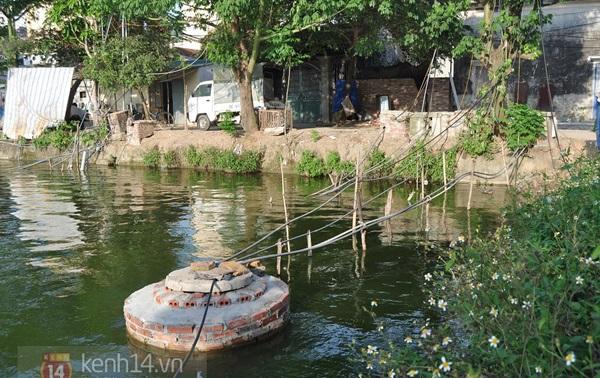 Hà Nội: Cả làng bơm nước ao tù để dùng làm nước sinh hoạt hàng ngày 17