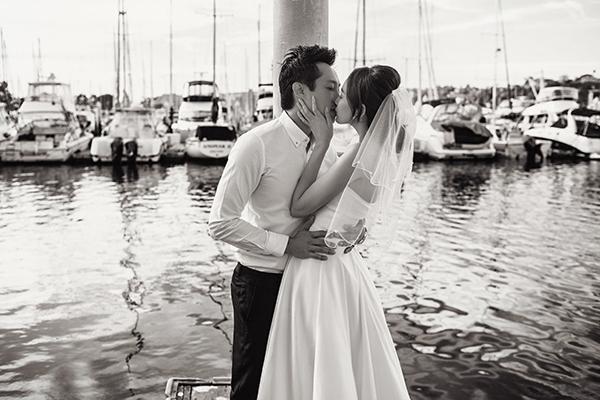 Ngất ngây ảnh cưới lãng mạn của Trúc Diễm và chồng tại Mỹ 12