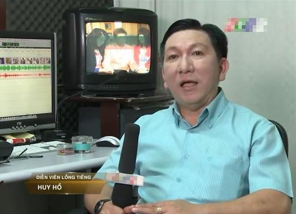 Clip phỏng vấn diễn viên lồng tiếng TVB gây sốt 2