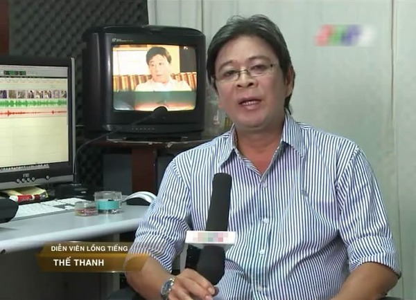 Clip phỏng vấn diễn viên lồng tiếng TVB gây sốt 4