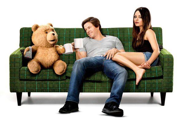 """Gấu bông """"người lớn"""" hiên ngang lên sàn Oscar 3"""