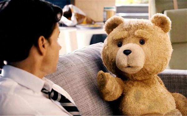"""Gấu bông """"người lớn"""" hiên ngang lên sàn Oscar 4"""