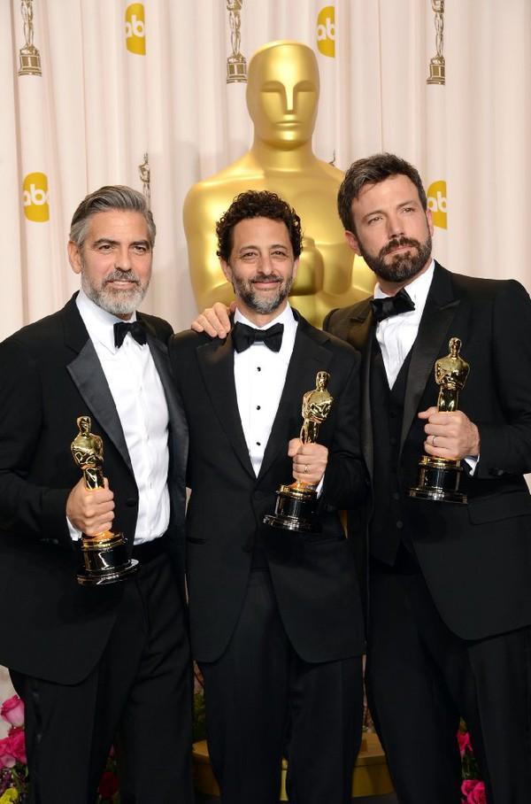 """""""Bắt bài"""" Oscar 2013 3"""