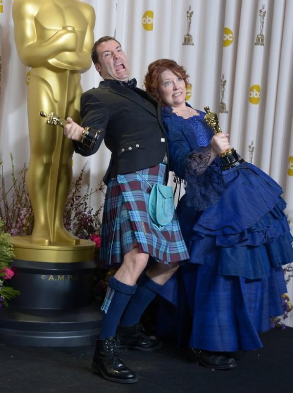 """""""Bắt bài"""" Oscar 2013 11"""