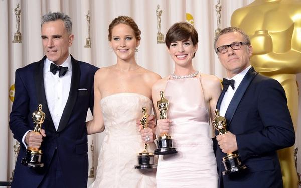 """""""Bắt bài"""" Oscar 2013 8"""