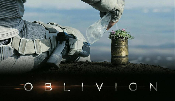 """Hậu tận thế, trái đất hoang tàn trong """"Oblivion"""" 7"""