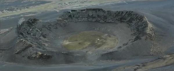 """Hậu tận thế, trái đất hoang tàn trong """"Oblivion"""" 5"""