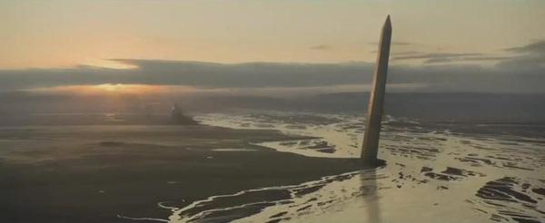 """Hậu tận thế, trái đất hoang tàn trong """"Oblivion"""" 6"""