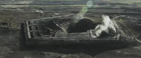 """Hậu tận thế, trái đất hoang tàn trong """"Oblivion"""" 4"""