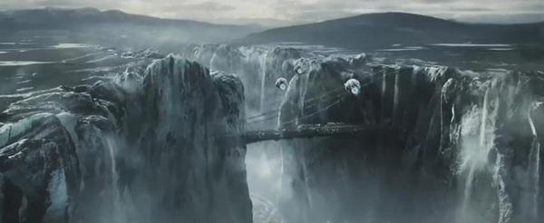 """Hậu tận thế, trái đất hoang tàn trong """"Oblivion"""" 2"""