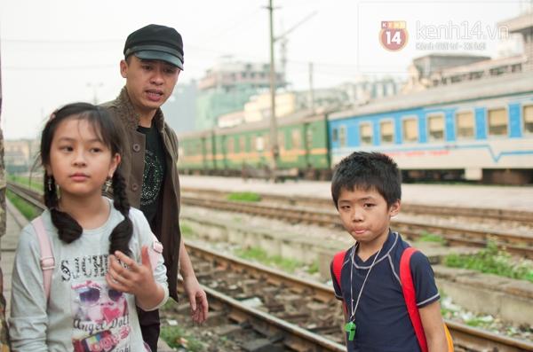 Phim ngắn về 1 gã điên và 2 đứa trẻ gây sốt 6