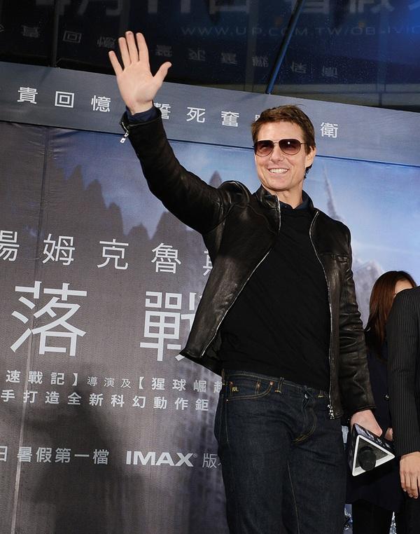 """Mai Phương Thúy """"liếc mắt đưa tình"""" với Tom Cruise 8"""