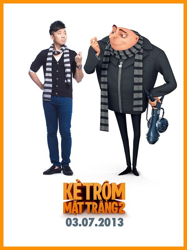 Những ông bố 3D kỳ quặc đáng yêu của màn ảnh rộng 2013 9