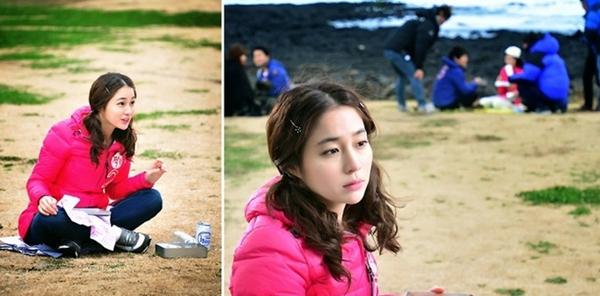 Vợ Lee Byung Hun bò ra bàn quyến rũ trai đẹp 3