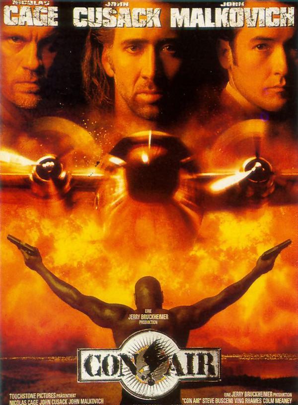 Tuyển tập tai nạn máy bay trên màn ảnh Hollywood 5