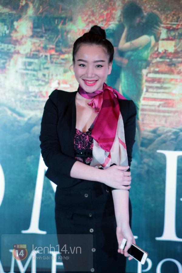 Hà Min chun mũi định hôn Chibi Hoàng Yến  7