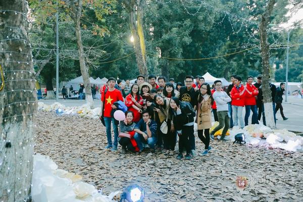 Teen Hà thành nhảy flashmob trên con đường tình yêu lãng mạn ở Hà Nội 6