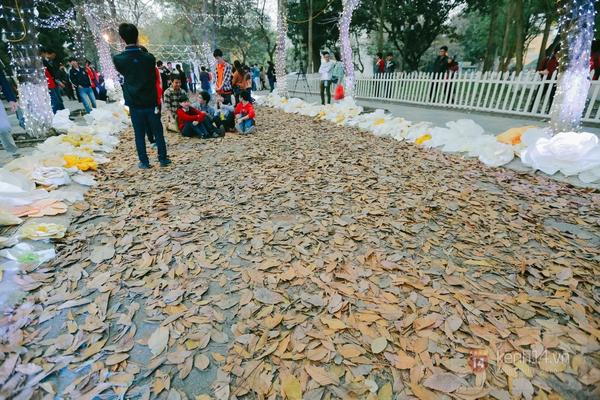 Teen Hà thành nhảy flashmob trên con đường tình yêu lãng mạn ở Hà Nội 4
