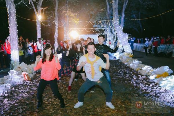 Teen Hà thành nhảy flashmob trên con đường tình yêu lãng mạn ở Hà Nội 1