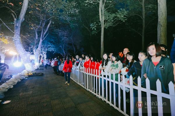 Teen Hà thành nhảy flashmob trên con đường tình yêu lãng mạn ở Hà Nội 8