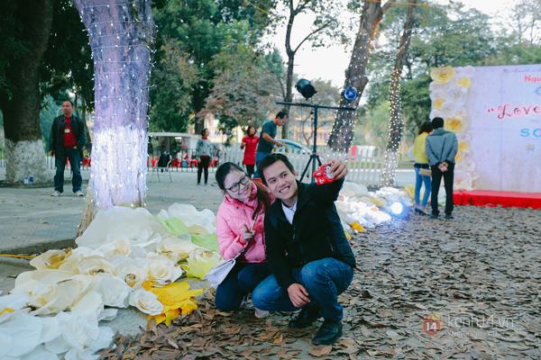 Teen Hà thành nhảy flashmob trên con đường tình yêu lãng mạn ở Hà Nội 7