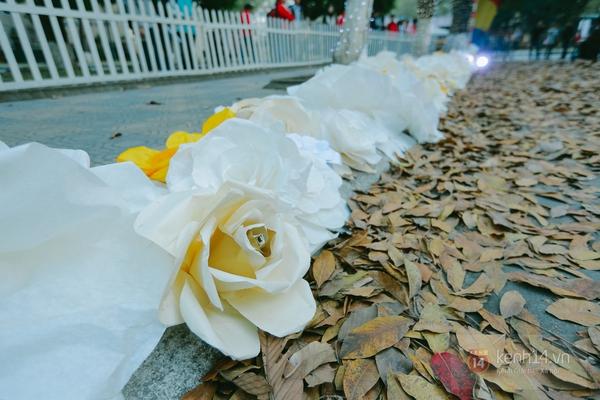 Teen Hà thành nhảy flashmob trên con đường tình yêu lãng mạn ở Hà Nội 5