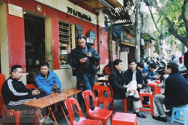 5 con phố cafe nổi tiếng của người Hà Nội 5