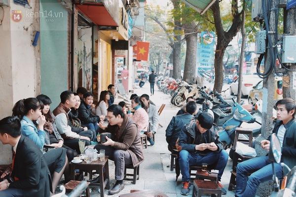 5 con phố cafe nổi tiếng của người Hà Nội 7