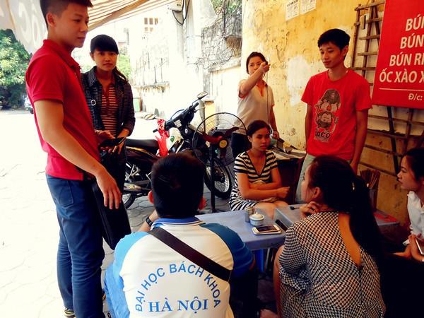 Hà Nội: Lãi hơn 60 triệu đồng/tháng nhờ bán bún ốc giá sinh viên 1