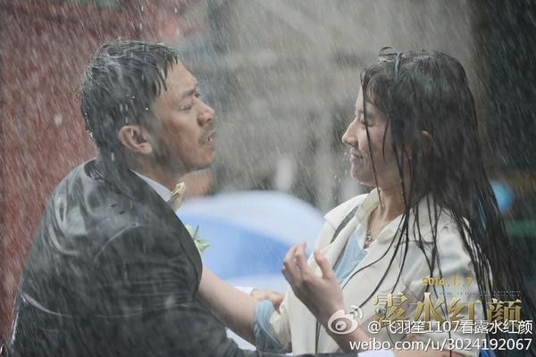 """Lưu Diệc Phi bỏ hình tượng bình hoa di động vì """"Hồng Nhan Lộ Thủy"""" 3"""
