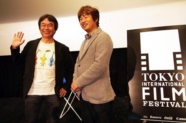 """Phim mới của cha đẻ Mario được khen """"siêu đẹp"""" tại LHP Tokyo 4"""