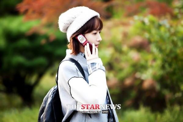 Park Min Young trẻ trung khác lạ với mái tóc ngắn 1