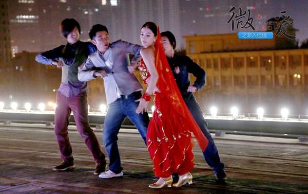 Angela Baby chịu rét vẫn quyến rũ mê hồn với điệu múa Ấn Độ 5