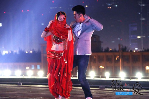 Angela Baby chịu rét vẫn quyến rũ mê hồn với điệu múa Ấn Độ 1