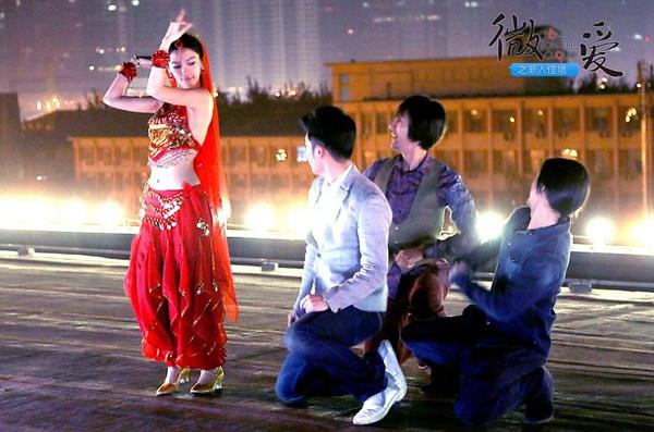 Angela Baby chịu rét vẫn quyến rũ mê hồn với điệu múa Ấn Độ 3