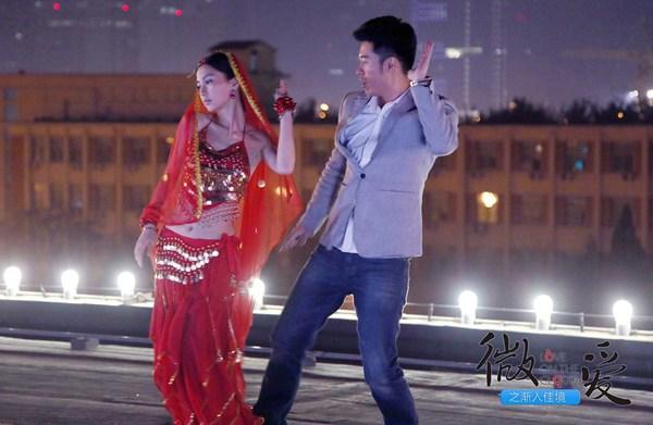 Angela Baby chịu rét vẫn quyến rũ mê hồn với điệu múa Ấn Độ 2